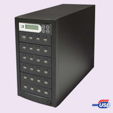 CopyBox 23 USB Tower Duplicator - usb duplicators snel eenvoudig dupliceren memory sticks zonder software computer
