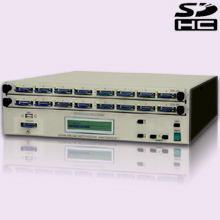 IMI M6650 Secure Digital Duplicator - international microsystems incorporated m6650 uitbreidbare sd duplicator tester write protection